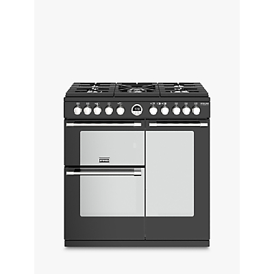 Image of Stoves Sterling Deluxe S900DF Dual Fuel Range Cooker, A Energy Rating