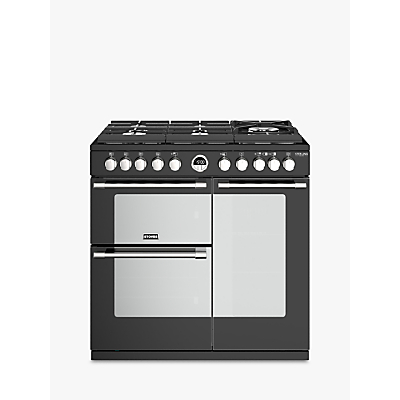 Image of Stoves Sterling Deluxe S900DF GTG Dual Fuel Range Cooker