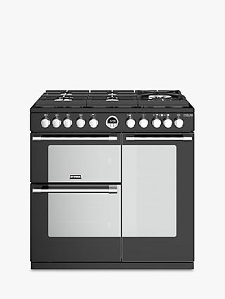 Stoves Sterling Deluxe S900DF GTG Dual Fuel Range Cooker