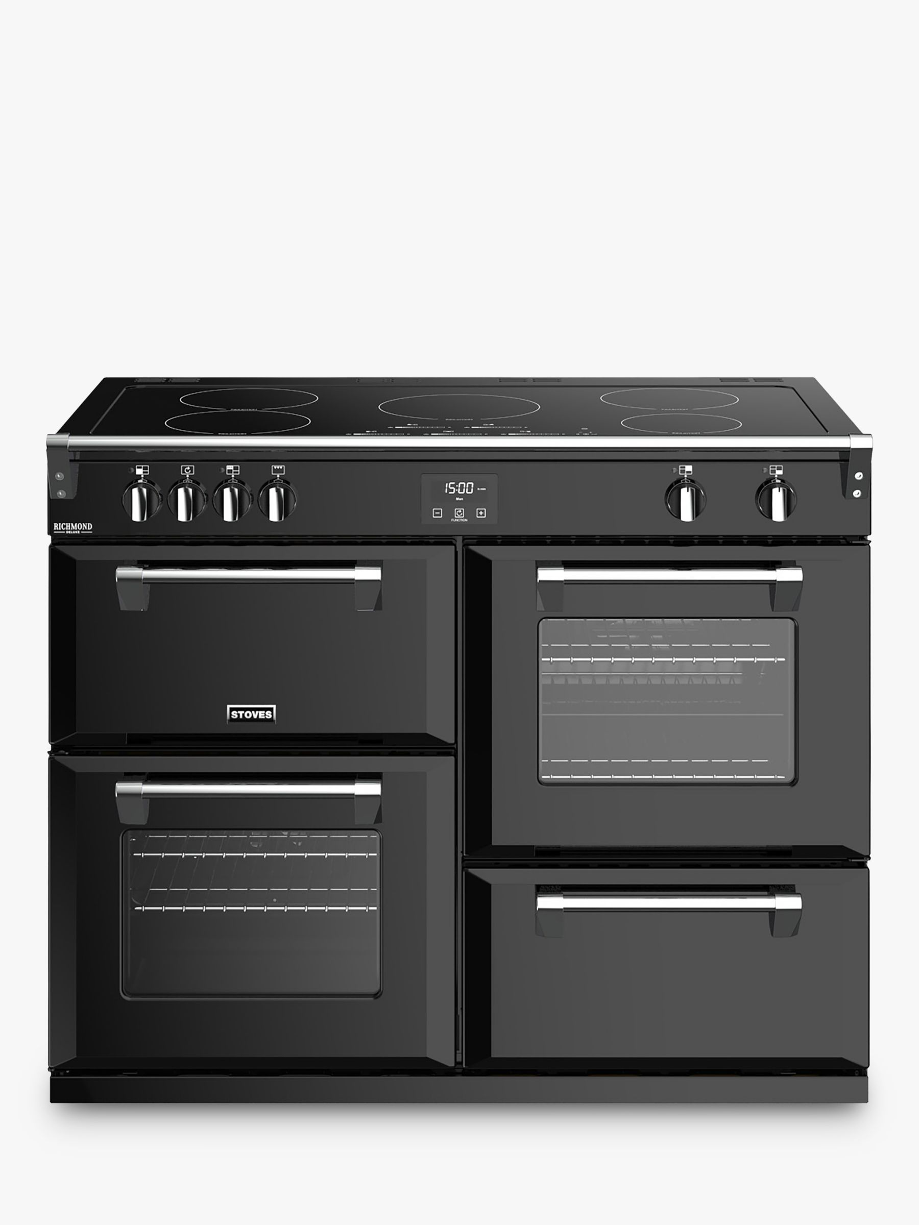 Stoves Stoves Richmond Deluxe S1100Ei Induction Range Cooker
