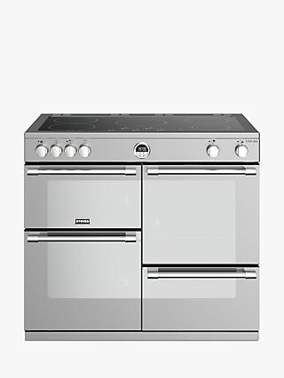 Stoves Sterling S1000Ei Induction Electric Range Cooker, A+ Energy Rating