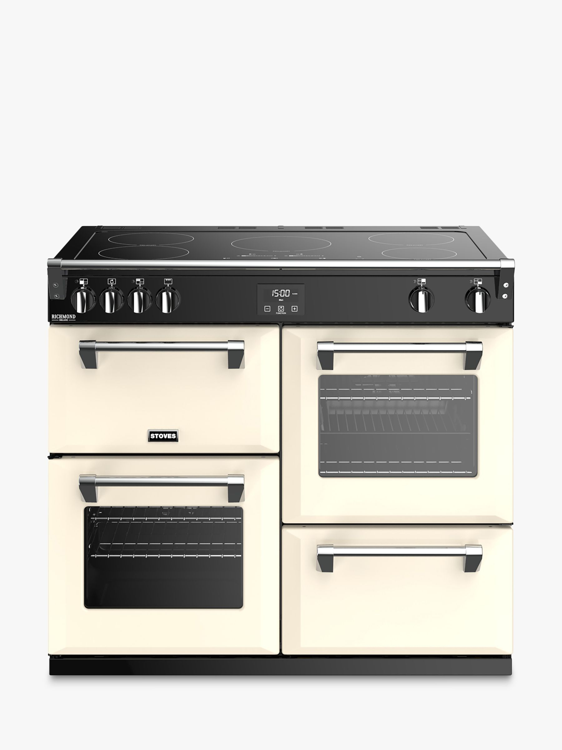 Stoves Stoves Richmond Deluxe S1000Ei Induction Range Cooker
