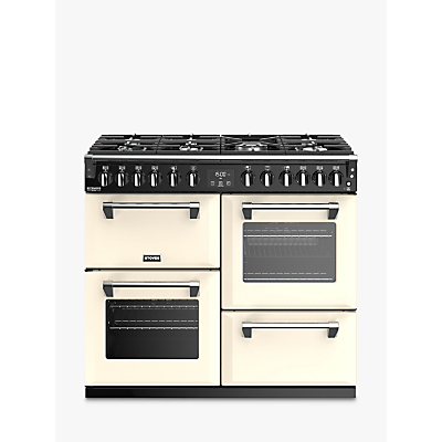 Image of Stoves Richmond Deluxe S1000DF Dual Fuel Range Cooker