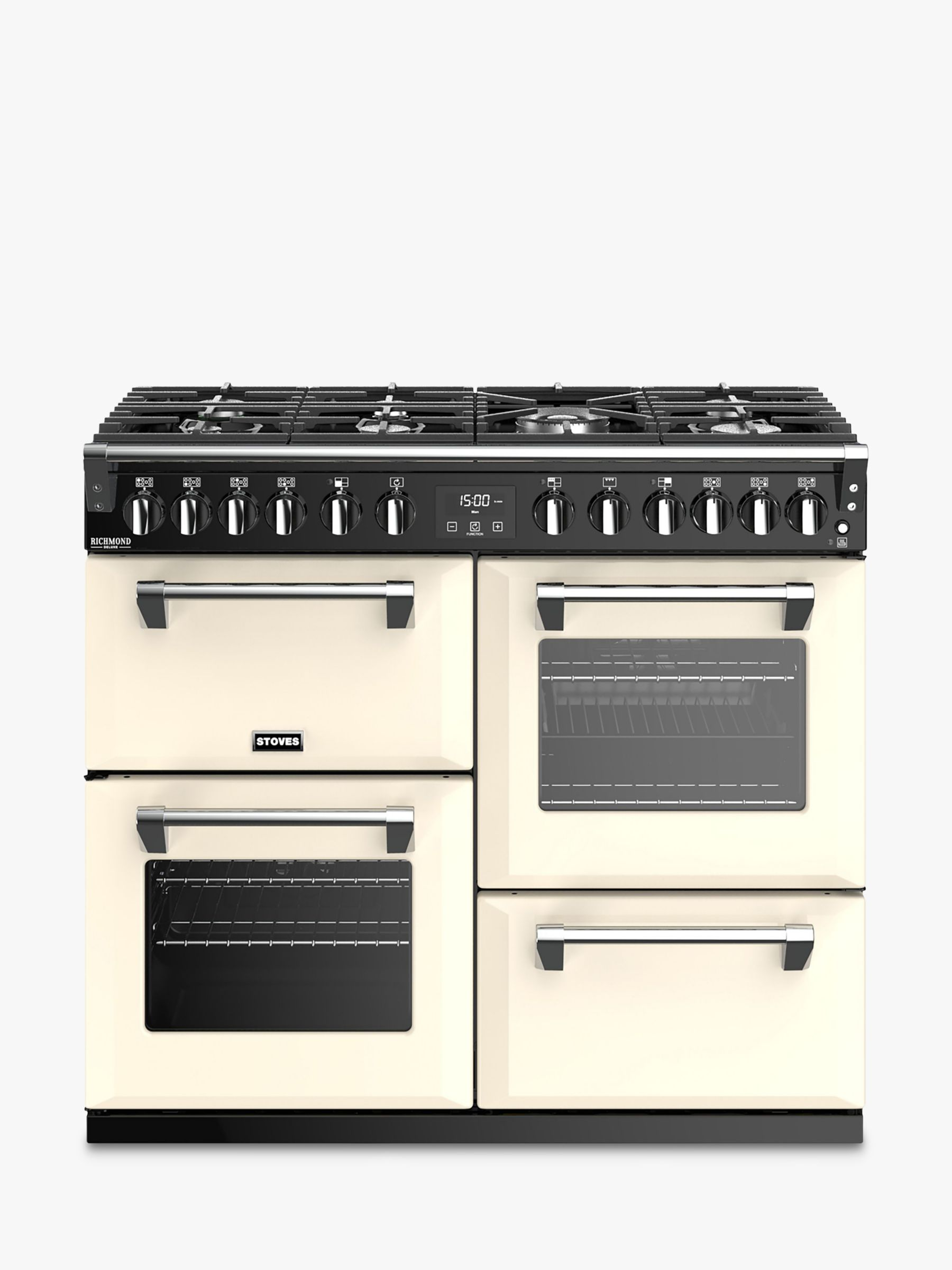 Stoves Stoves Richmond Deluxe S1000DF Dual Fuel Range Cooker