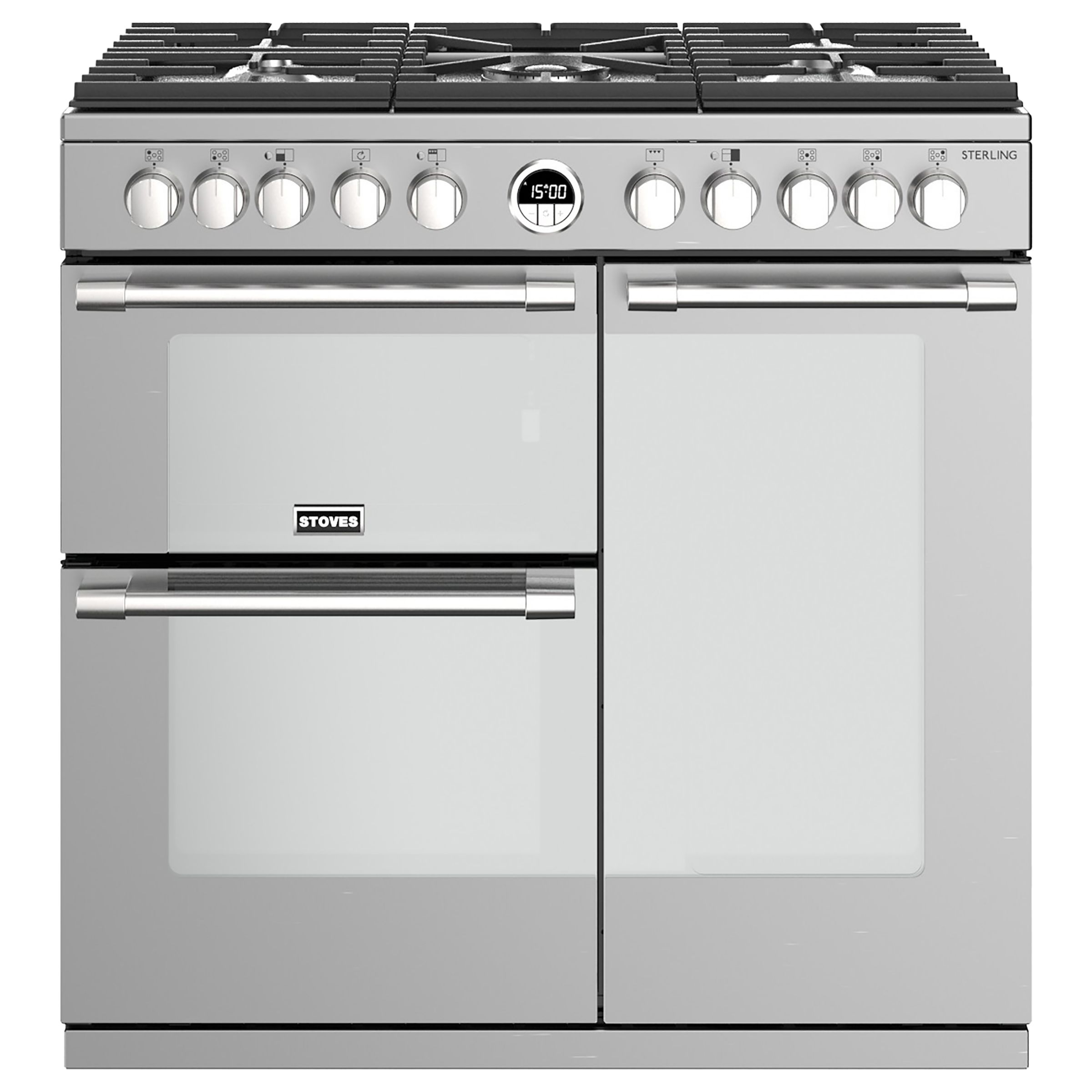 Stoves Stoves Sterling S900DF Dual Fuel Range Cooker