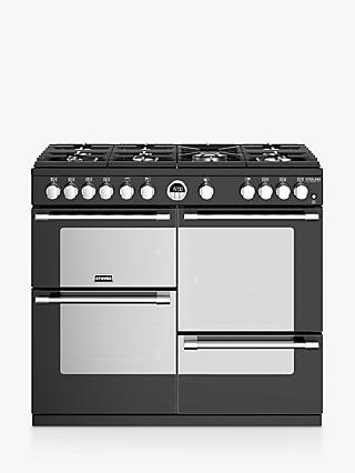 Sterling Deluxe S1000G Conventional Gas Oven & Electric Grill Range Cooker