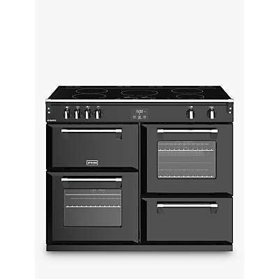 Image of Stoves Richmond S1100Ei 110cm Induction Hob Electric Range Cooker, A Energy Rating,