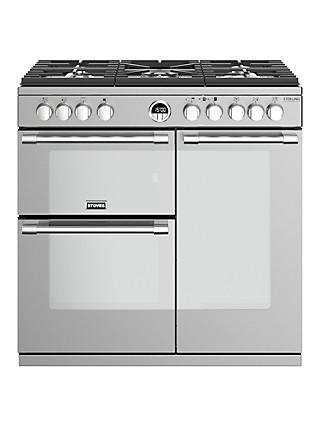 Stoves Sterling Deluxe S900G Range Cooker, A/A Energy Rating