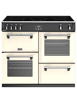 Stoves Richmond S1000Ei 100cm Induction Electric Range Cooker, A Energy Rating,
