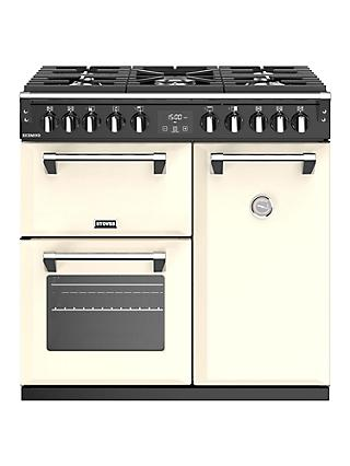 Stoves Richmond S900DF 90cm Dual Fuel Range Cooker, A Energy Rating