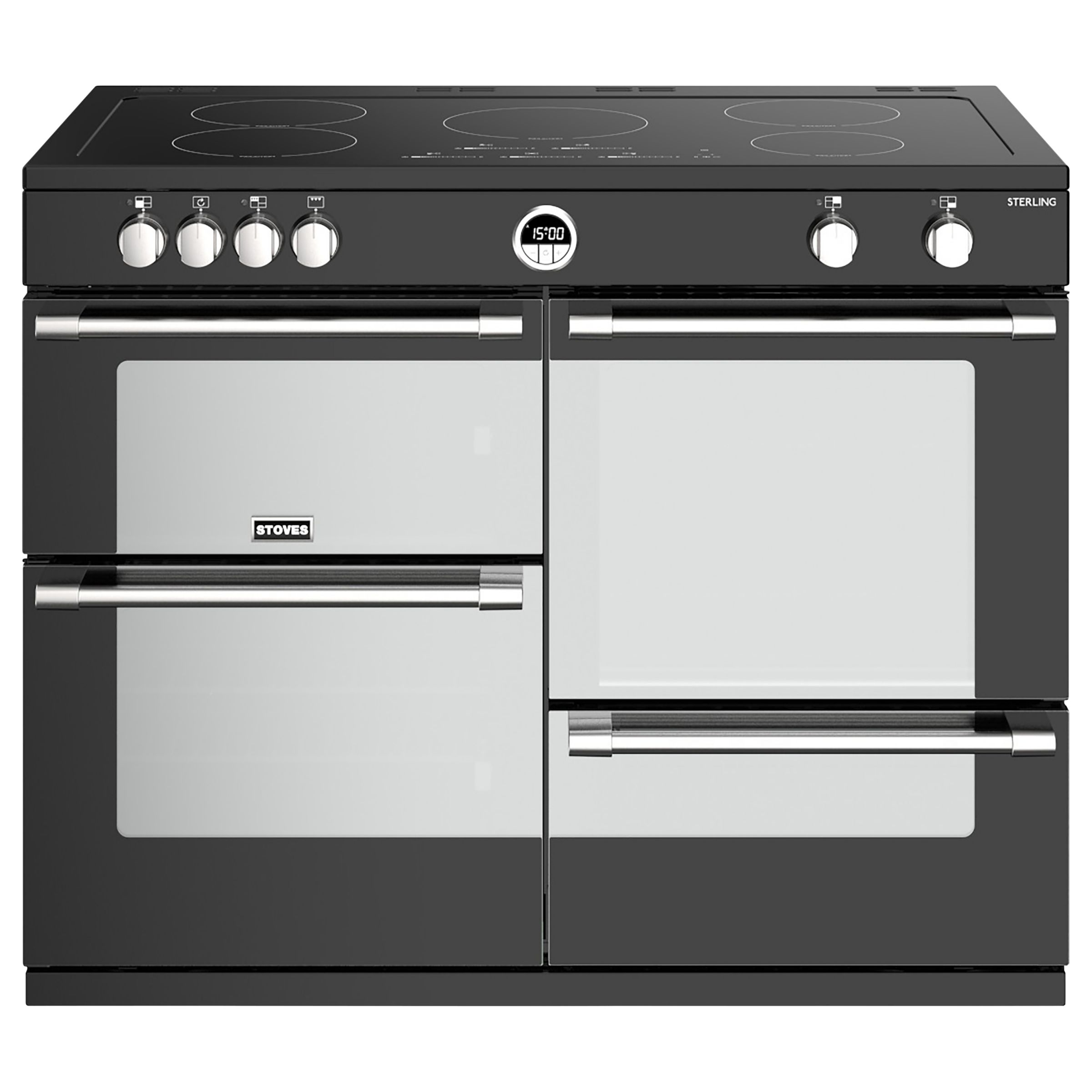 Stoves Stoves Sterling S1100Ei Induction Range Cooker