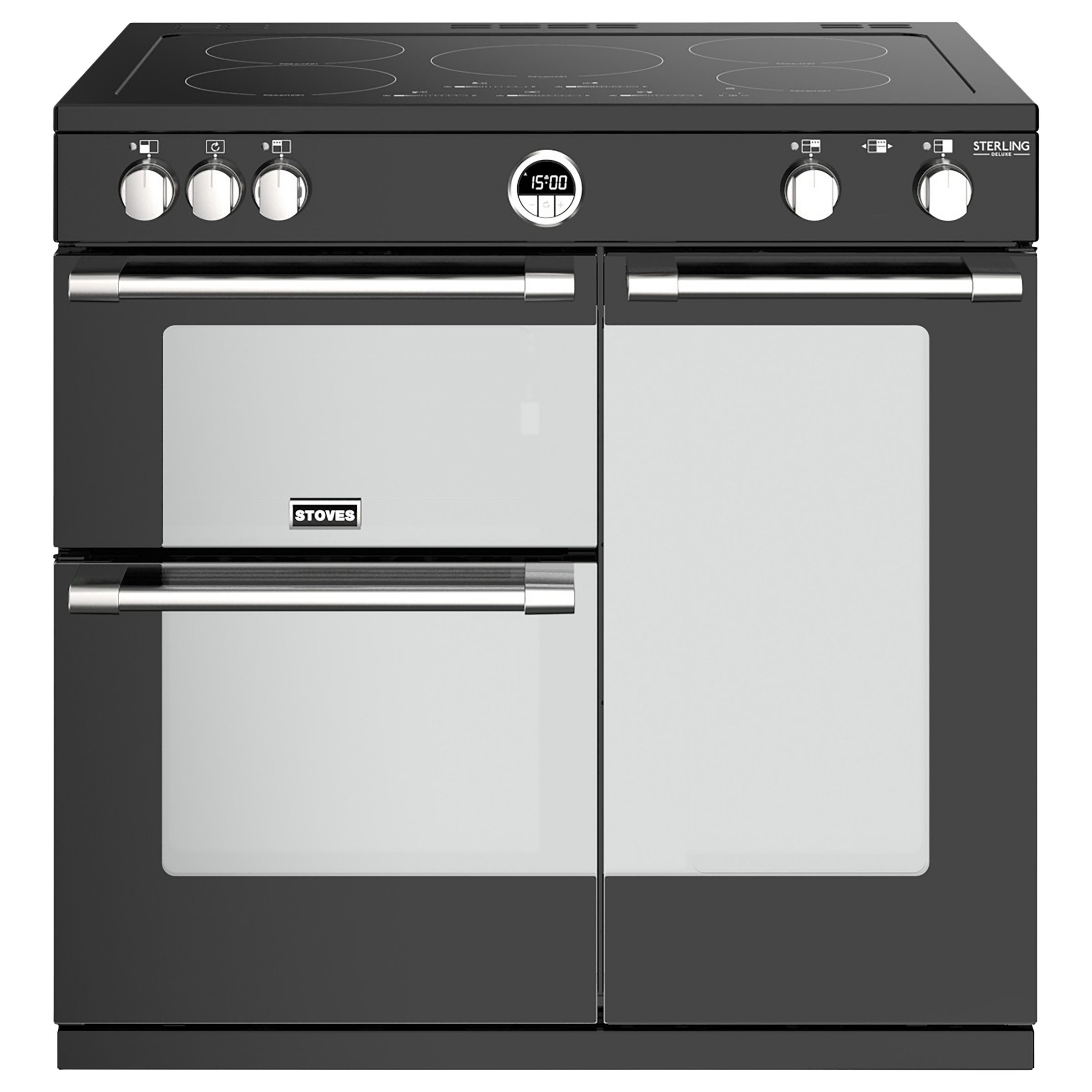 Stoves Stoves Sterling Deluxe S900Ei Induction Range Cooker