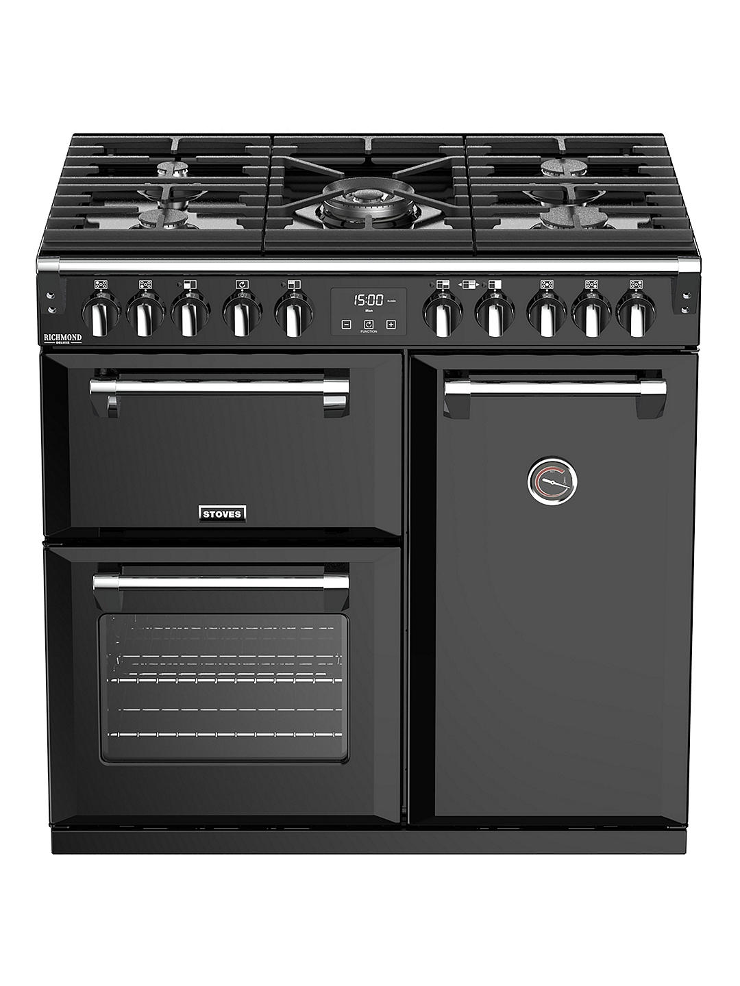 Stoves Richmond Deluxe S900dfg Dual