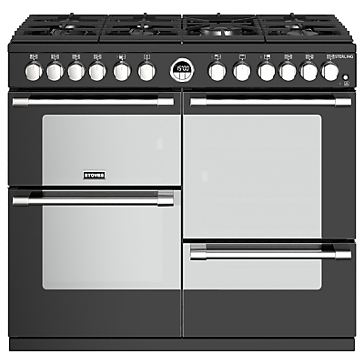 Image of Stoves Sterling S1000DF Dual Fuel Range Cooker