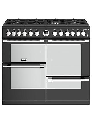 Stoves Sterling S1000DF Dual Fuel Range Cooker