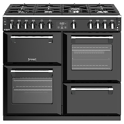Image of Stoves Richmond Deluxe S1000G Gas Range Cooker