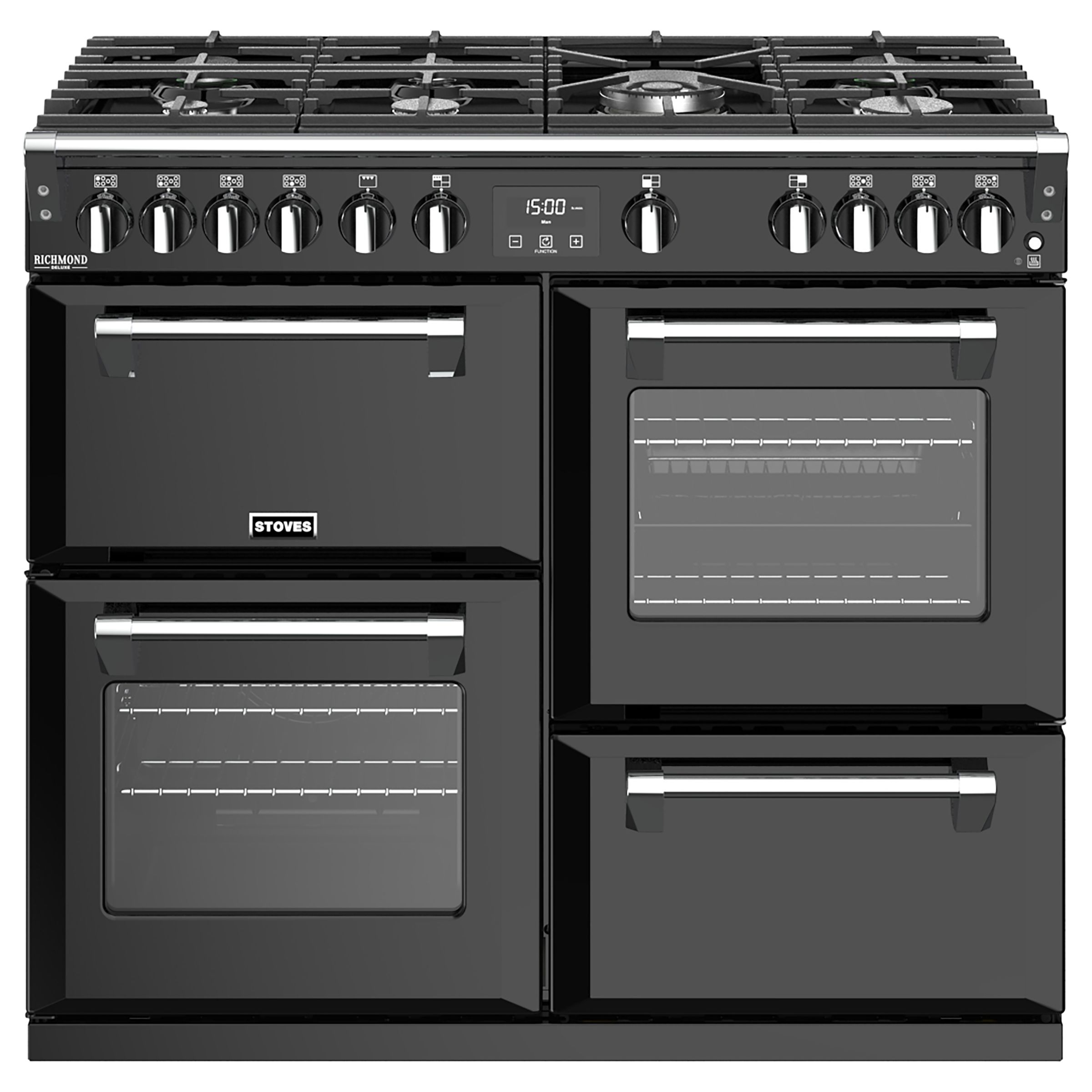 Stoves Stoves Richmond Deluxe S1000G Gas Range Cooker