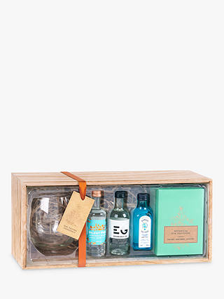 Buy Gin Tasting Gift Set, 3x 5cl Online at johnlewis.com