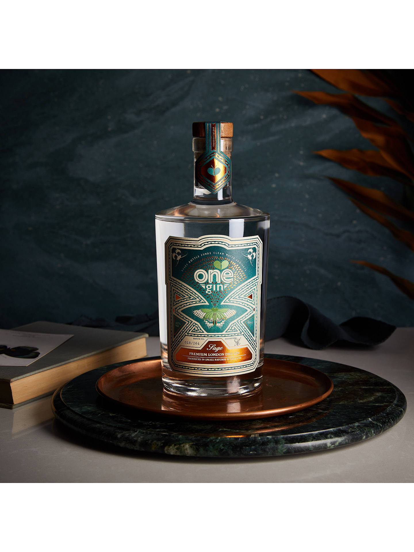 Buy One Gin, 70cl Online at johnlewis.com