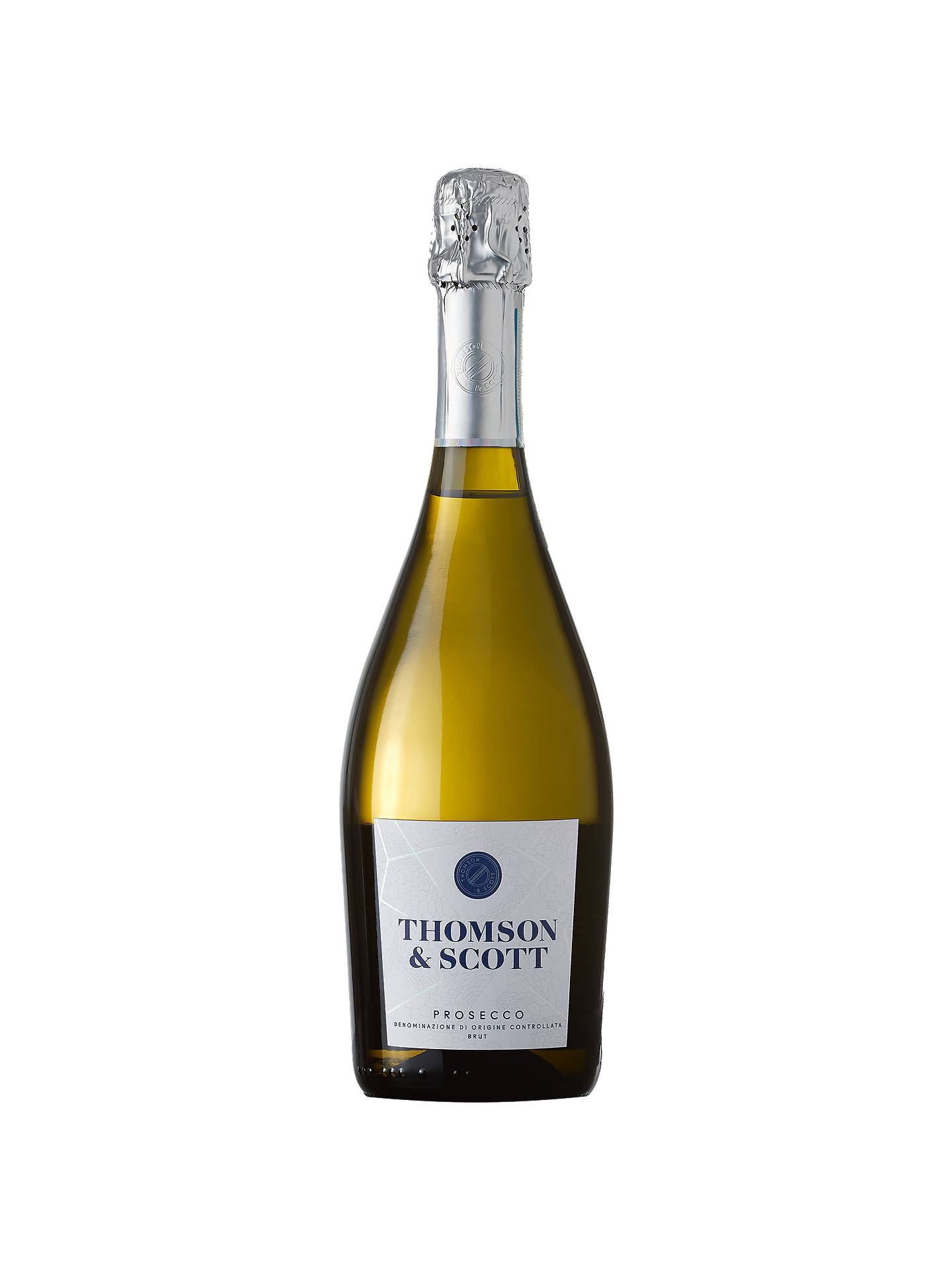 Buy Thomson & Scott Skinny Prosecco 75cl Online at johnlewis.com