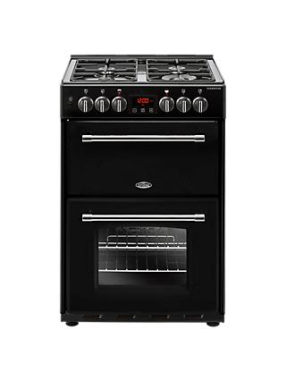 Belling Farmhouse 60DF Dual Fuel Cooker, Energy Rating