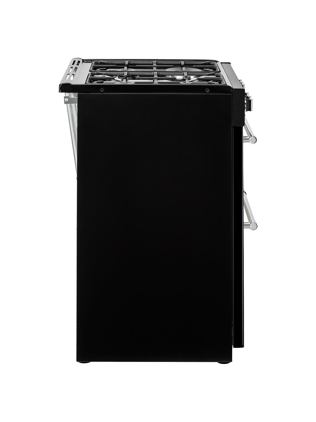 Buy Belling Farmhouse 60DF Dual Fuel Cooker, Energy Rating Black Online at johnlewis.com