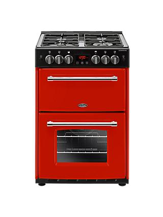 Belling Farmhouse 60G Gas Cooker, 60cm Wide