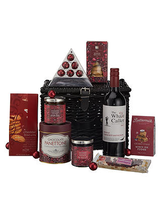 Buy John Lewis & Partners Festive Treats Christmas Hamper Online at johnlewis.com