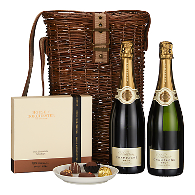 Image of John Lewis & Partners Champagne Indulgence Hamper