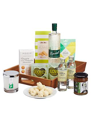 John Lewis Partners Bring In The Gin Gift Tray