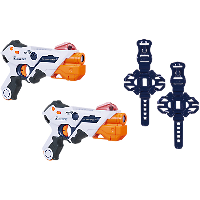 Nerf Laser Ops Pro Blasters, Pack of 2