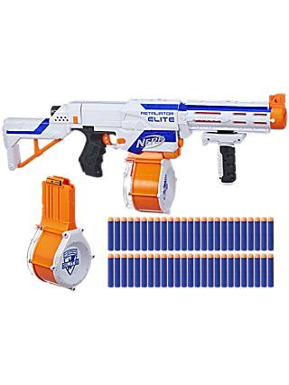 Nerf Retaliator Elite Plus Pack