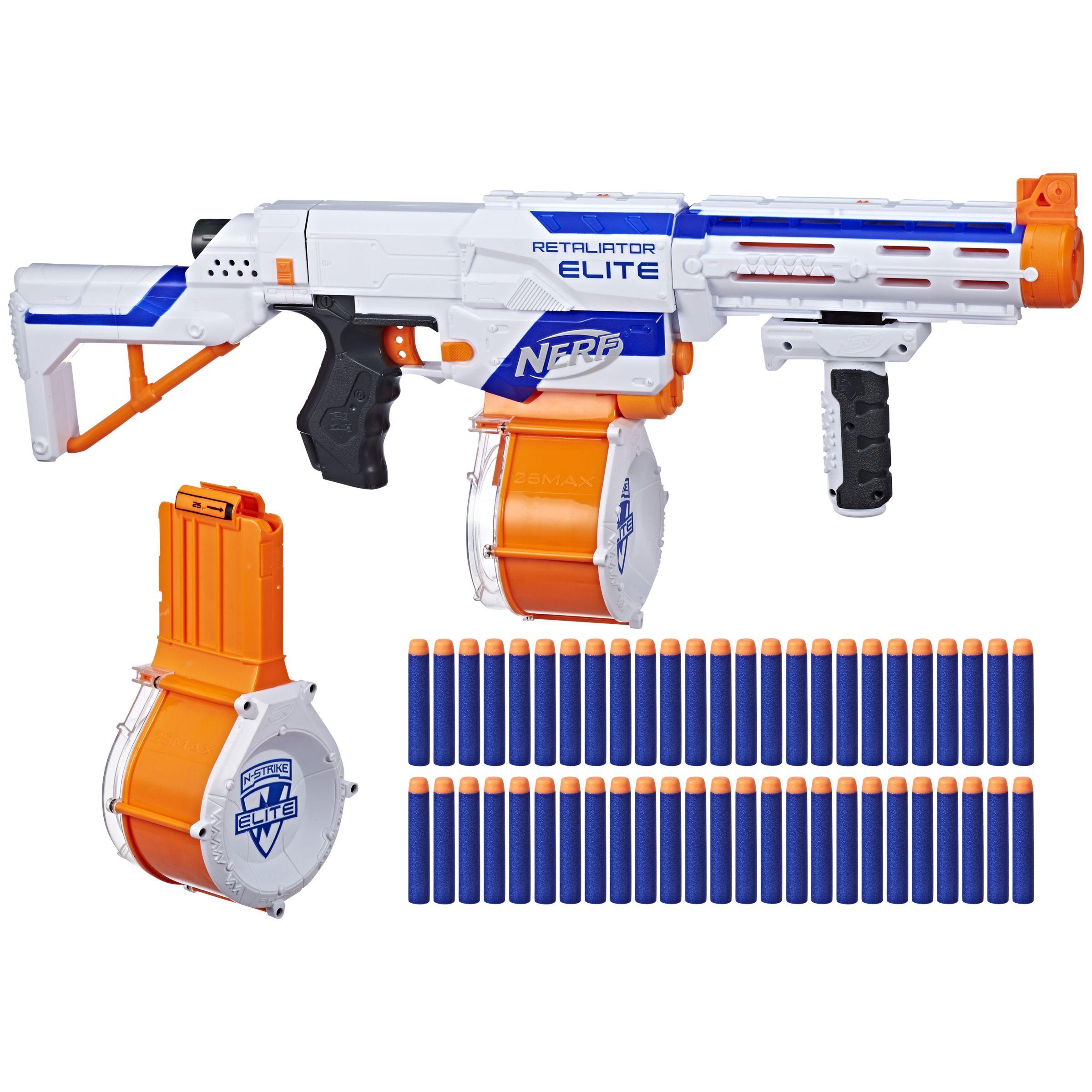 NERF Nerf Retaliator Elite Plus Pack