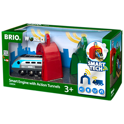 Brio Smart Smart Engine with Action Tunnels
