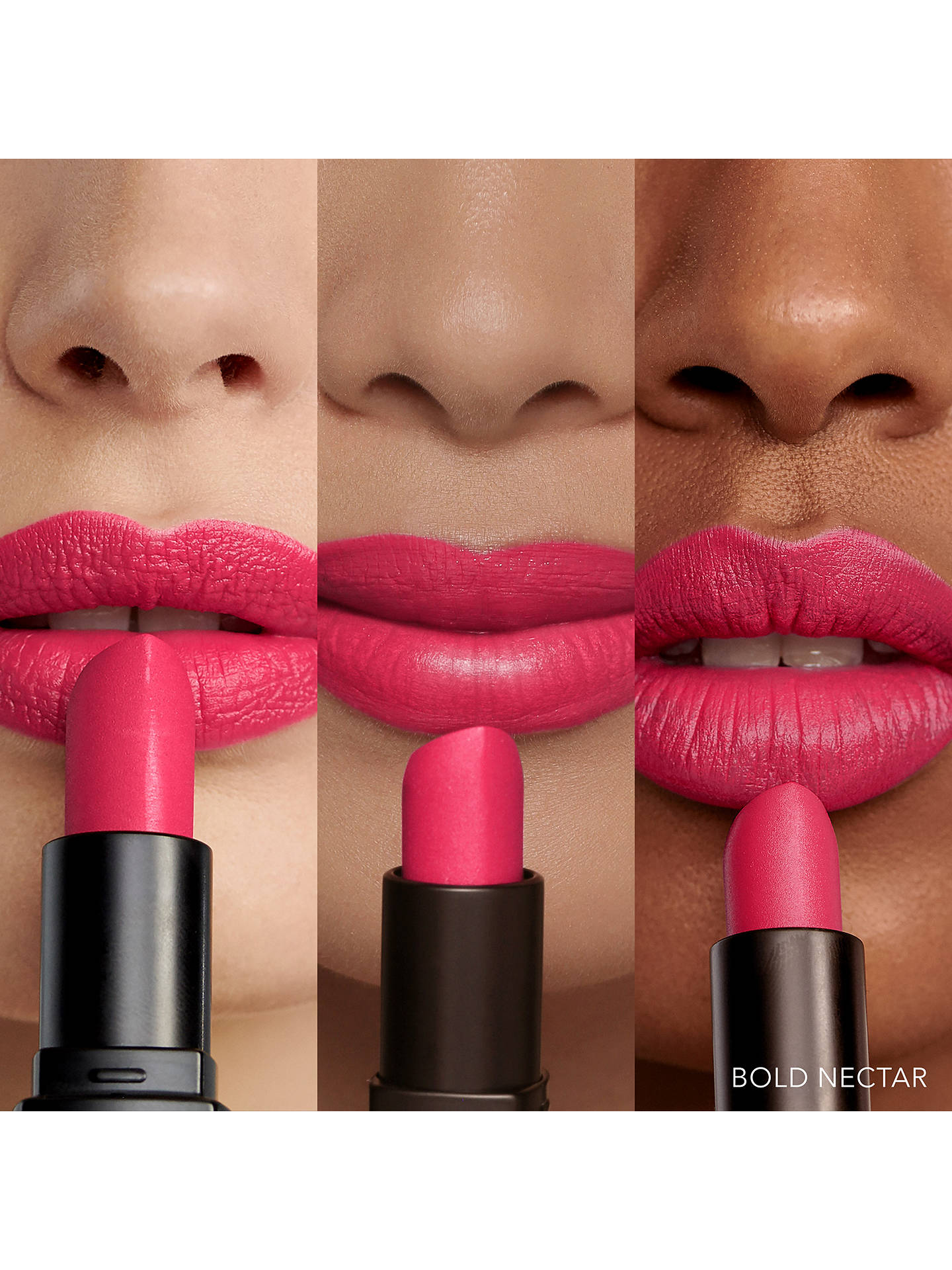 Buy Bobbi Brown Luxe Lip Colour, Matte, Bold Nectar Online at johnlewis.com