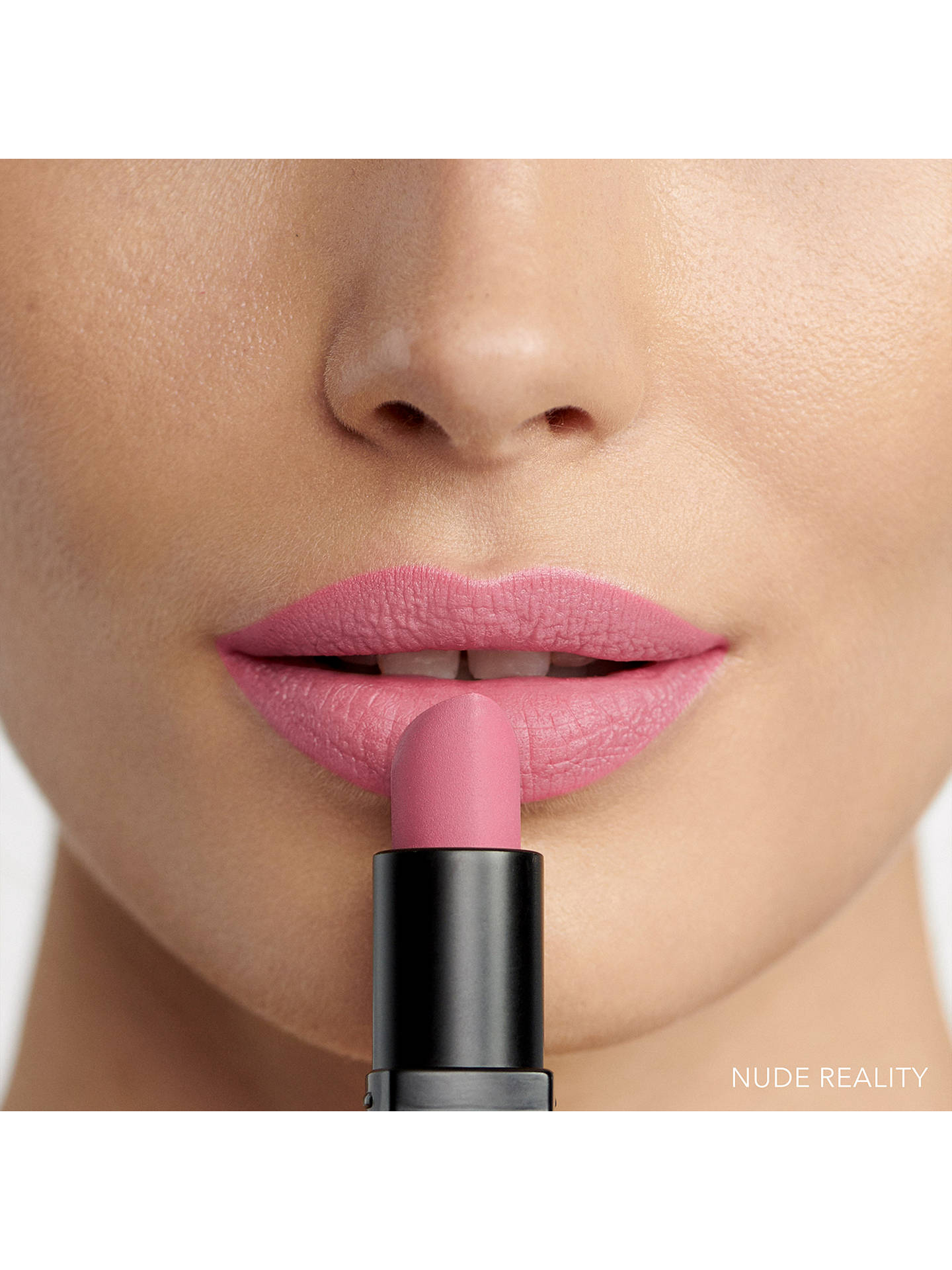 Buy Bobbi Brown Luxe Lip Colour, Matte, Nude Reality Online at johnlewis.com