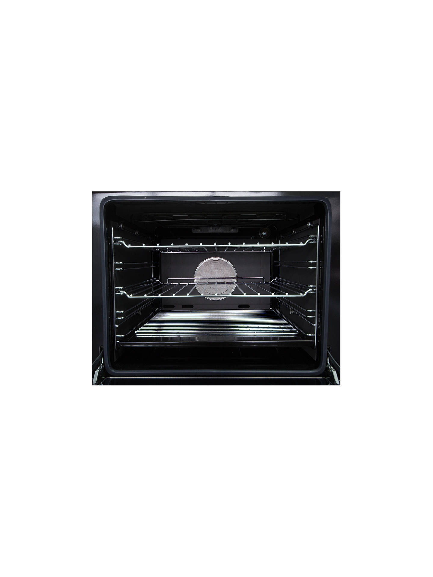 Buy ILVE Roma PDW120FE3 120cm Dual Fuel Range Cooker, A Energy Rating, Stainless Steel Online at johnlewis.com