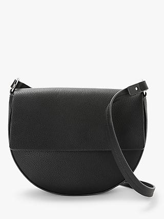 Kin Sia Half Moon Cross Body Bag
