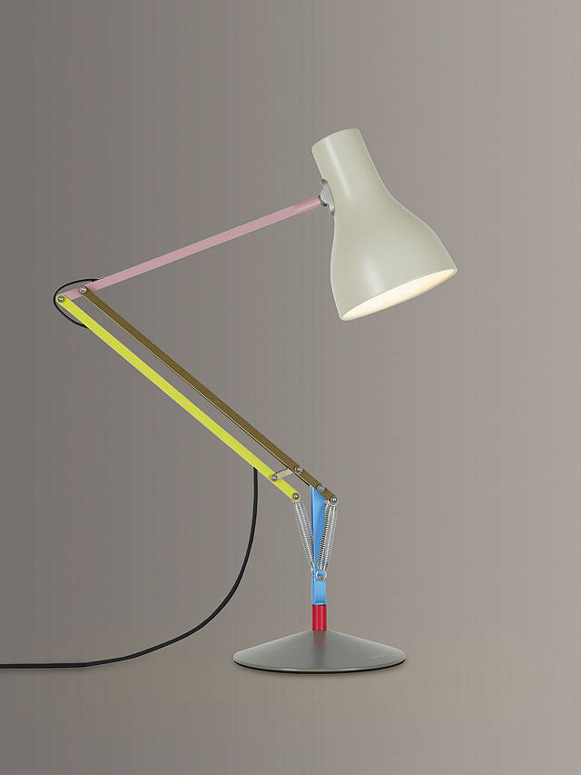 Buy Anglepoise + Paul Smith Type 75 Desk Lamp, Edition 1 Online at johnlewis.com