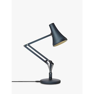Image of Anglepoise 90 Mini Mini LED Desk Lamp, Blue