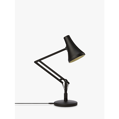 Image of Anglepoise 90 Mini Mini LED Desk Lamp, Black