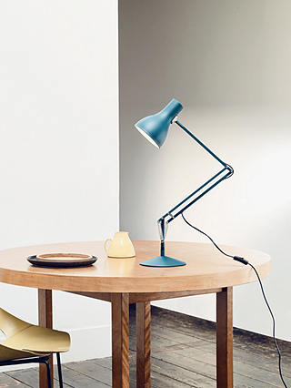 Buy Anglepoise Type 75 Margaret Howell Edition Desk Lamp, Saxon Blue Online at johnlewis.com