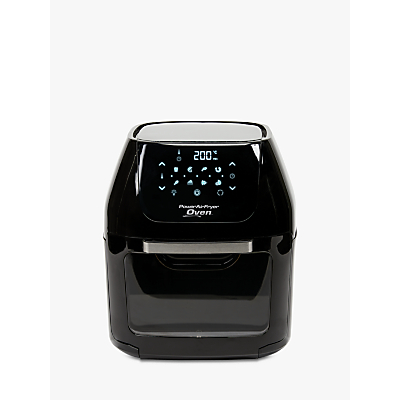 Power Air Fryer Cooker, Black