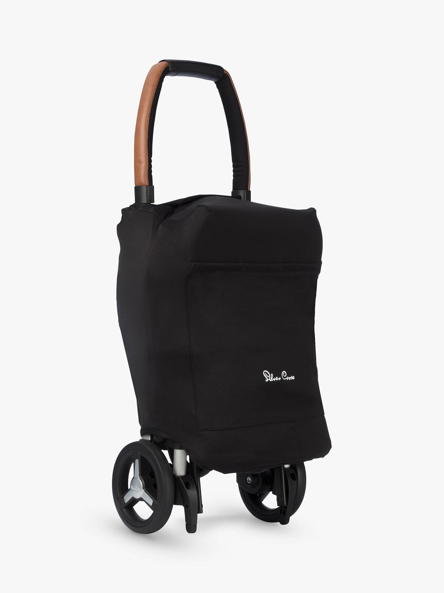 BuySilver Cross Jet Special Edition Stroller, Galaxy Online at johnlewis.com