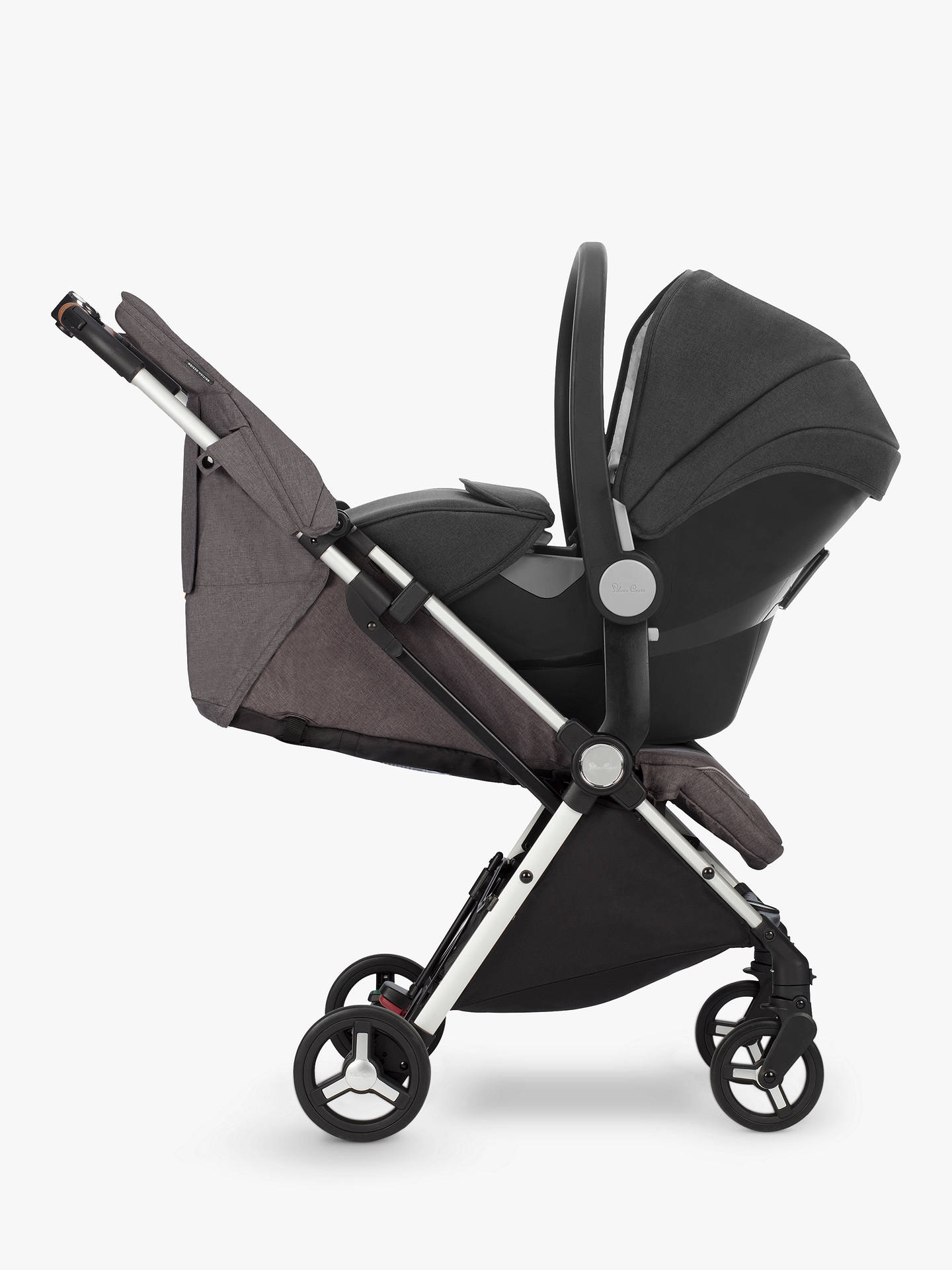 Buy Silver Cross Jet Special Edition Stroller, Galaxy Online at johnlewis.com