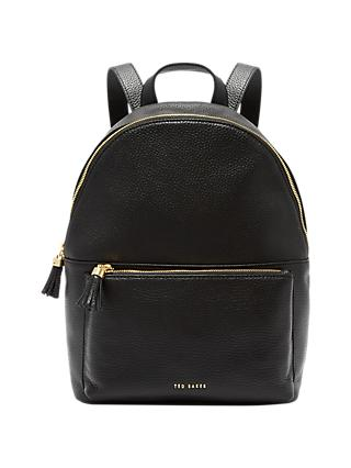 Ted Baker Mollyyy Leather Backpack
