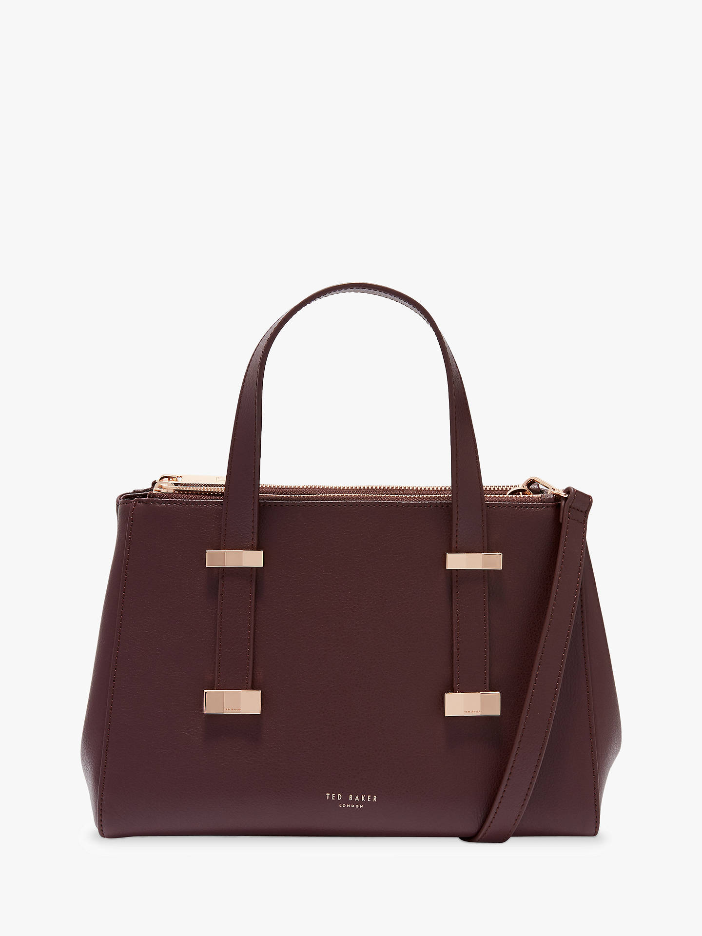 cdeed4fd092f1 Buy Ted Baker Alyssaa Small Leather Tote Bag