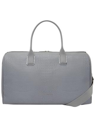 Ted Baker Conneli Textured Grab Bag Silver