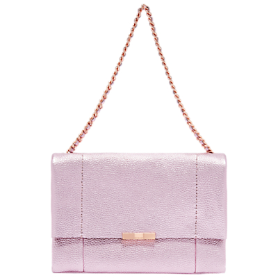 Ted Baker Glayya Leather Shoulder Bag