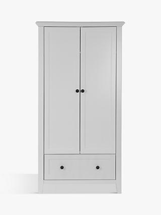Silver Cross Nostalgia Wardrobe, Dove Grey